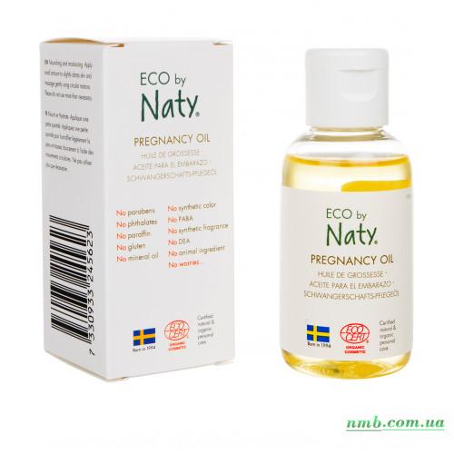 Органическое масло от растяжек для беременных  фото