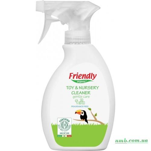 Органическое очищающее средство для детской комнаты и игрушек 250 мл фото