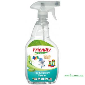 Органическое очищающее средство-концентрат для детской комнаты и игрушек фото