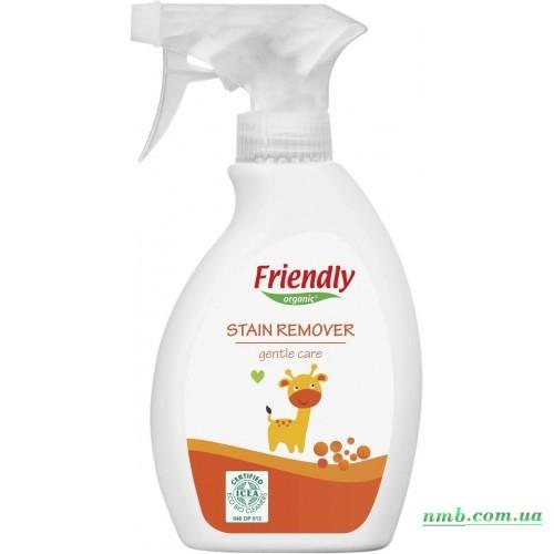 Органический выводитель пятен и запахов Friendly organic 250 мл фото