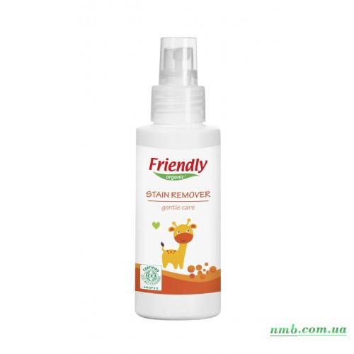 Органический выводитель пятен и запахов Friendly organic100 мл фото