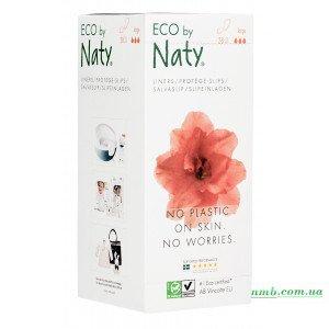 Органические ежедневные прокладки Eco by Naty 28 шт