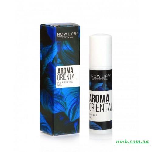 Духи масляные №1 AROMA ORIENTAL (Восточный аромат)  фото