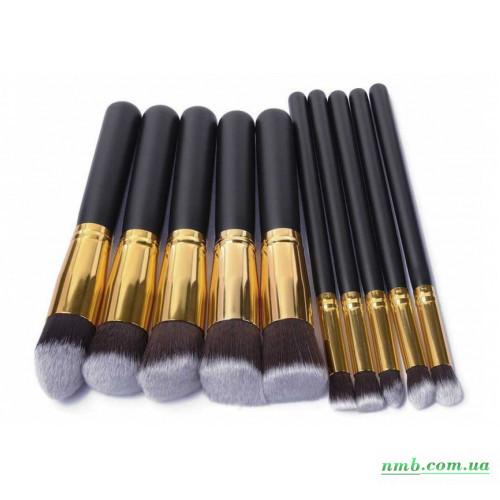 Набор кистей для макияжа Sculpt and Blend, 10 шт фото
