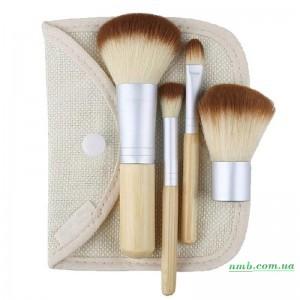 Универсальный дорожный набор кистей для макияжа