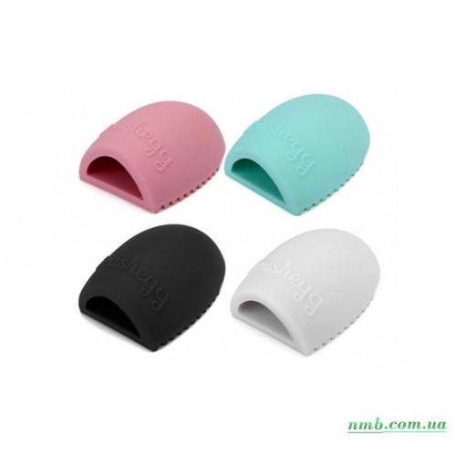 Brushegg - силиконовый очиститель для кистей фото