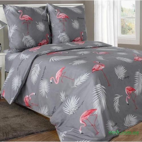 Постельный комплект «Фламинго» фото