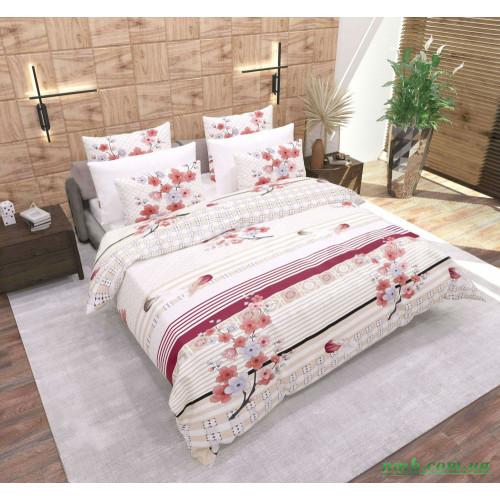 Комплект постельного белья Веточка фото