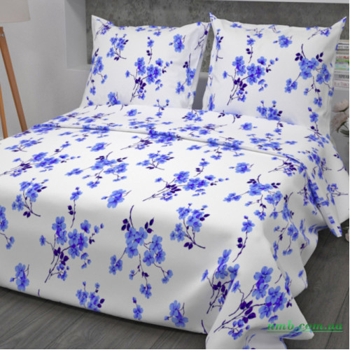 Комплект постельного белья Цветение фото