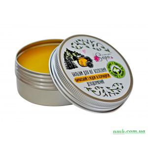 Бальзам для ног с медом и кориандром