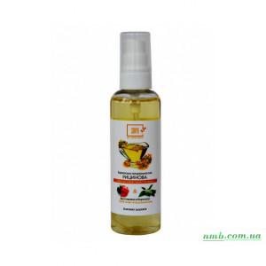 Натуральное касторовое масло с эфирным маслом герани