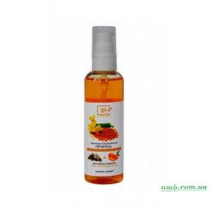 Натуральне гірчичне масло з ефірною олією ялиці