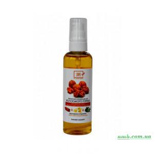 Натуральне масло волоського горіха з екстрактом кориці