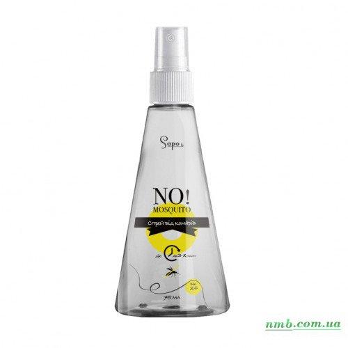 Спрей від комарів «No Mosquito» фото