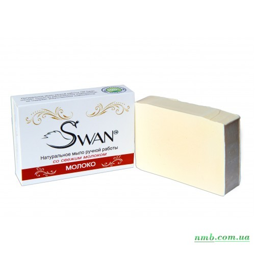 Натуральное мыло Молоко фото