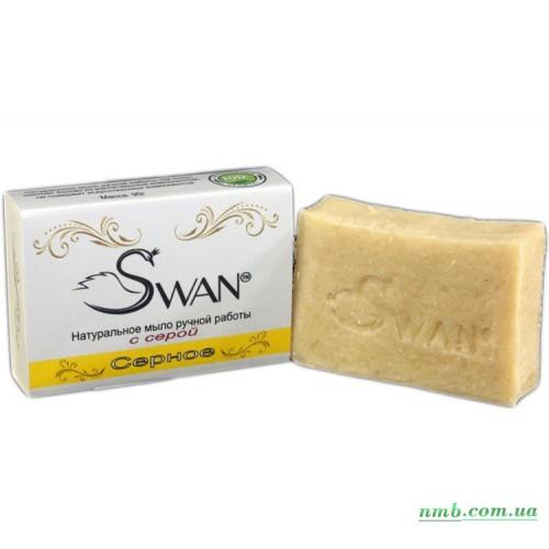 Натуральное мыло Серное фото